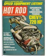 Hot Rod Magazine Dec 1970 Chevy 720 HP AMC 360 Hornet - $6.95