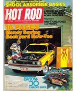 Hot Rod Magazine May 1977 Shock Absorber Basics Save $$ - $5.95