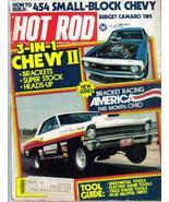 Hot Rod Magazine Aug 1977 454 Small Block Chevy Budget Bracket Racing - $5.95