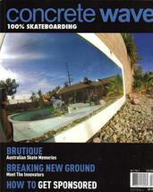 Concrete Wave V7 #2 Australian Skate Memories Innovator - $5.95