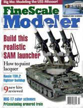 FineScale Modeler Mar 2000 SAM Launcher TSR.2 Fighter M - $7.95