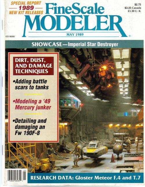 Finescale modeler may 89