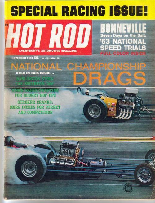 Hot rod nov  63
