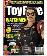 ToyFare #137 Watchmen Rorschach Super Hero Squad Sides - $7.95