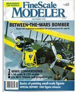 FineScale Modeler Nov 1994 Keystone B-4A B-25 Strafer M12 Kit Builders - $7.95