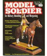Model Soldier Magazine V2 #2 US Cavalry Oilfield Saga Millitary Modeling - $14.95