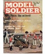 Model Soldier Magazine V1 #11 Oilfield Saga Virginia Raids Military Mode... - $16.95