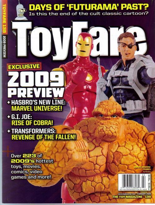 Toyfare feb 2009