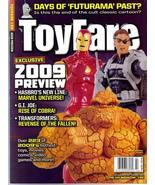 Toyfare #138 Futurama 2009 Preview Hasbro Marvel Universe - $7.95
