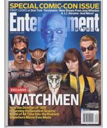 SDCC 08 ENTERTAINMENT WEEKLY Magazine Watchmen Special - $8.46