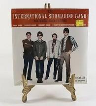 Sealed NEW - THE INTERNATIONAL SUBMARINE BAND SEP195MONO Vinyl 45 Record - $12.59
