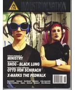 Industrial Nation #18 Ministry Snog Black Lung Otto Von Schirach  X-Marks  - $8.76
