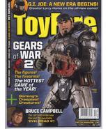 Toyfare Dec 2008 Gears Of War 2 G.I. Joe Bruce Campbell - $6.95
