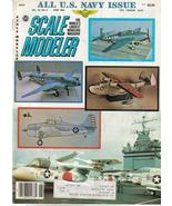 Scale Modeler June 1983 All U.S. Navy Issue - $9.95