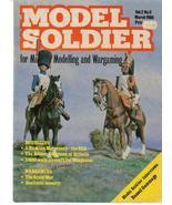 Model Soldier Magazine V2 #9 Russian Mercenary Roman Co Military Modeling - $14.95