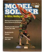 Model Soldier Magazine V2 #6 16th Lancers at Aliwal Sam Military Modeling - $14.95