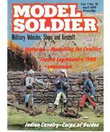 Model Soldier Magazine V1 #10 Waterloo French Legionair - $16.95