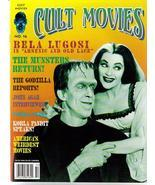 Cult Movies #16 The Munsters Bela Lugosi Godzilla John Agar Korla Pandit - $8.46