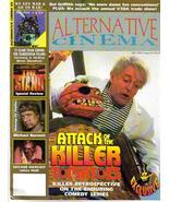 Alternative Cinema #3 Killer Tomatoes Horror Monster The Stand Savage Ha... - $11.01