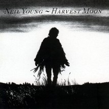 NEIL YOUNG - HARVEST MOON - Gently Used CD - 10 Songs - FREE SHIP  - $9.99