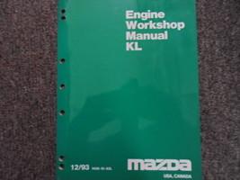 1997 Mazda KL Engine Workshop Service Repair Shop Manual FACTORY FEO BOOK 97 x - $69.28