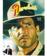 Daredevils #1 Premiere Issue Indiana Jones Sean Connery Tarzan Man From ... - $12.71