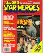 Super Star Heroes #7 Star Trek Body Snatchers Dr Savage Superman Doc Sav... - $7.96