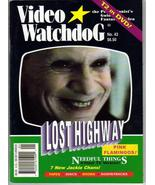 Video Watchdog #43 Lost Highway Needful Things T2 DVD - $6.76
