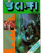 TV Sci-Fi Monthly #5 Enterprise Crew Dr Who James Kirk Six Million Dolla... - $18.36