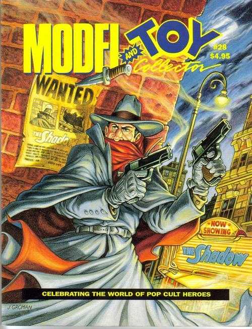 Model   toy collector  28