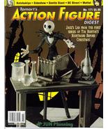 Action Figure Digest #171 Nightmare Before Christmas - $7.95
