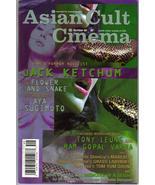 Asian Cult Cinema #49 Jack Ketchum Aya Sugimoto Tony Leung Action Adventure - $7.96