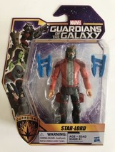"Hasbro Guardians Of The Galaxy Star-Lord 6"" Figure Brand New! - $7.99"