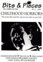 Bits &  Pieces #8 Horror C Kilgore T Lucas G Mank J Monster Terror Horror - $9.31