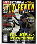 Lee's Toy Review #197 G.I. Joe Devastator Mattel Sideshow Collectibles H... - $10.95