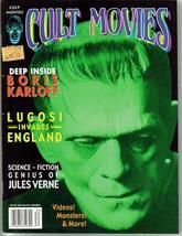 Cult Movies #34 Boris Karloff Lugosi Jules Verne Horror Monster Terror - $8.46