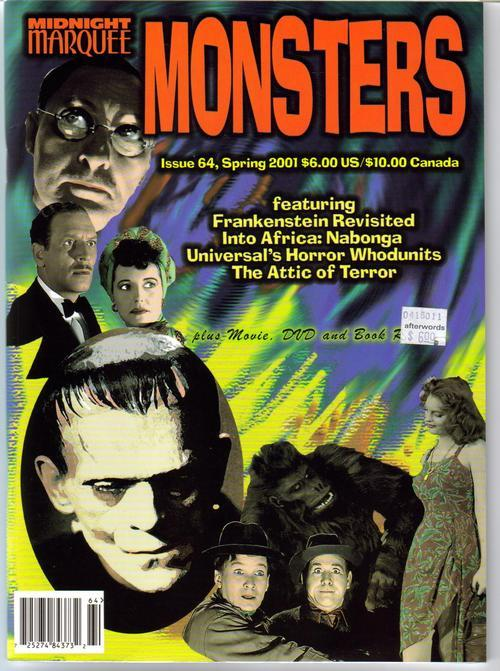 Monsters  64