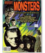 Midnight Marquee Monsters #64 Frankenstein Revisited Nabonga Attic Of Te... - $8.46