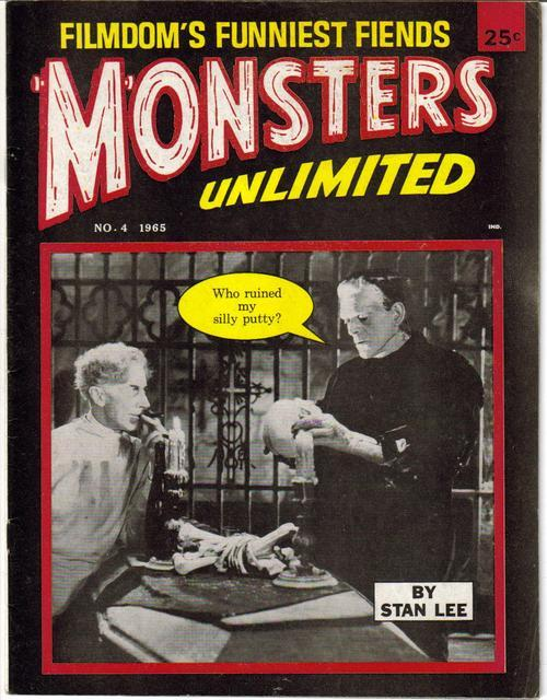 Monsters unlimited  4