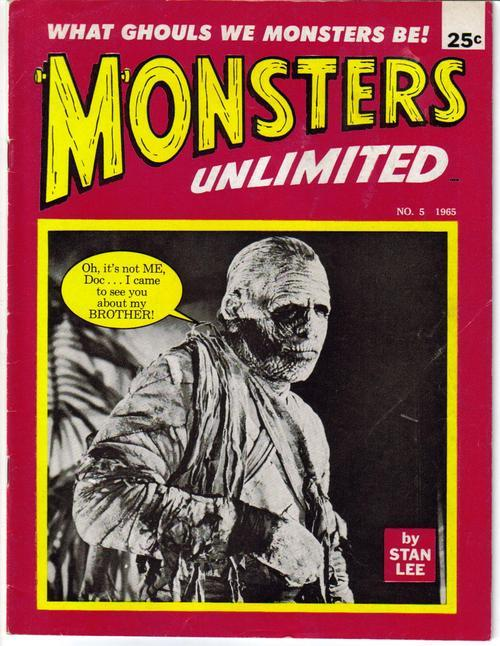 Monsters unlimited  5