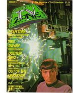 TV Zone #3 STNG Red Dwarf Doctor Who Starr's Seven Out Of The Unknown Spock - $15.96
