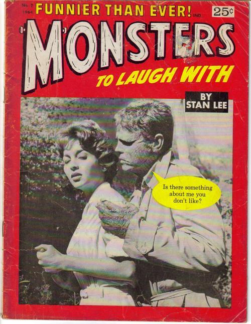 Monsters to laugh with  2