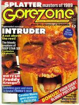 Gorezone #6 Caroline Munro Intruder Deep Star 6 Freddy Troma Faceless - $8.46