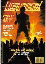 L'Ecran Fantastique #103 Millennium Deep Star Six Invasion Los Angeles T... - $15.96