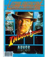 L'Ecran Fantastique #108 Indiana Jones Steven Spielberg The Abyss James ... - $15.96