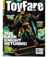 ToyFare #147 Batman Dark Knight Animated Film & Video Game - $8.95