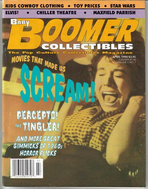 Baby boomer collectibles  7