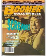 Baby Boomer Collectibles #7 Movies That Made Us Scream - $7.95