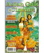 Asian Cult Cinema #40 Danny Pang Justin Lin Godzilla Action Adventure - $7.96