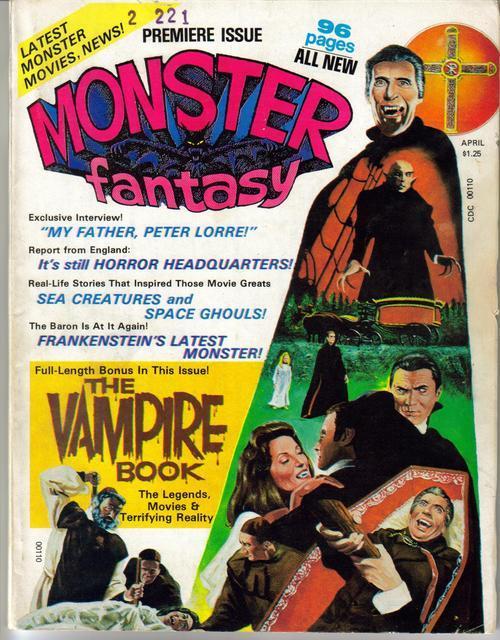 Monster fantasy  1